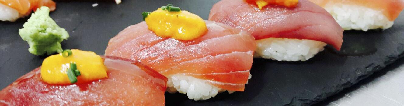 Cocina Japonesa y Mediterránea