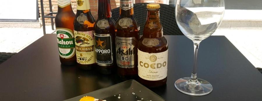 Selección de cervezas